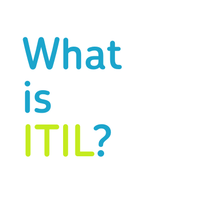 What is Itil? lettering